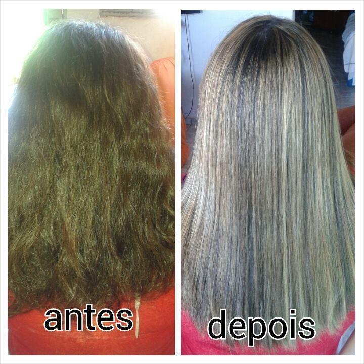 LUZES E PROGRESSIVA cabeleireiro(a)