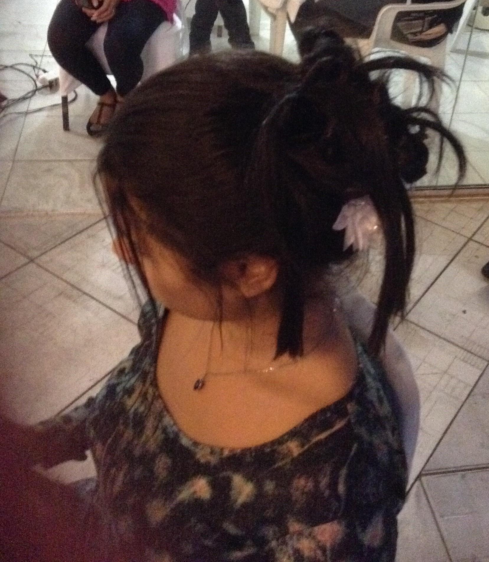 Penteados para noivas cabeleireiro(a)