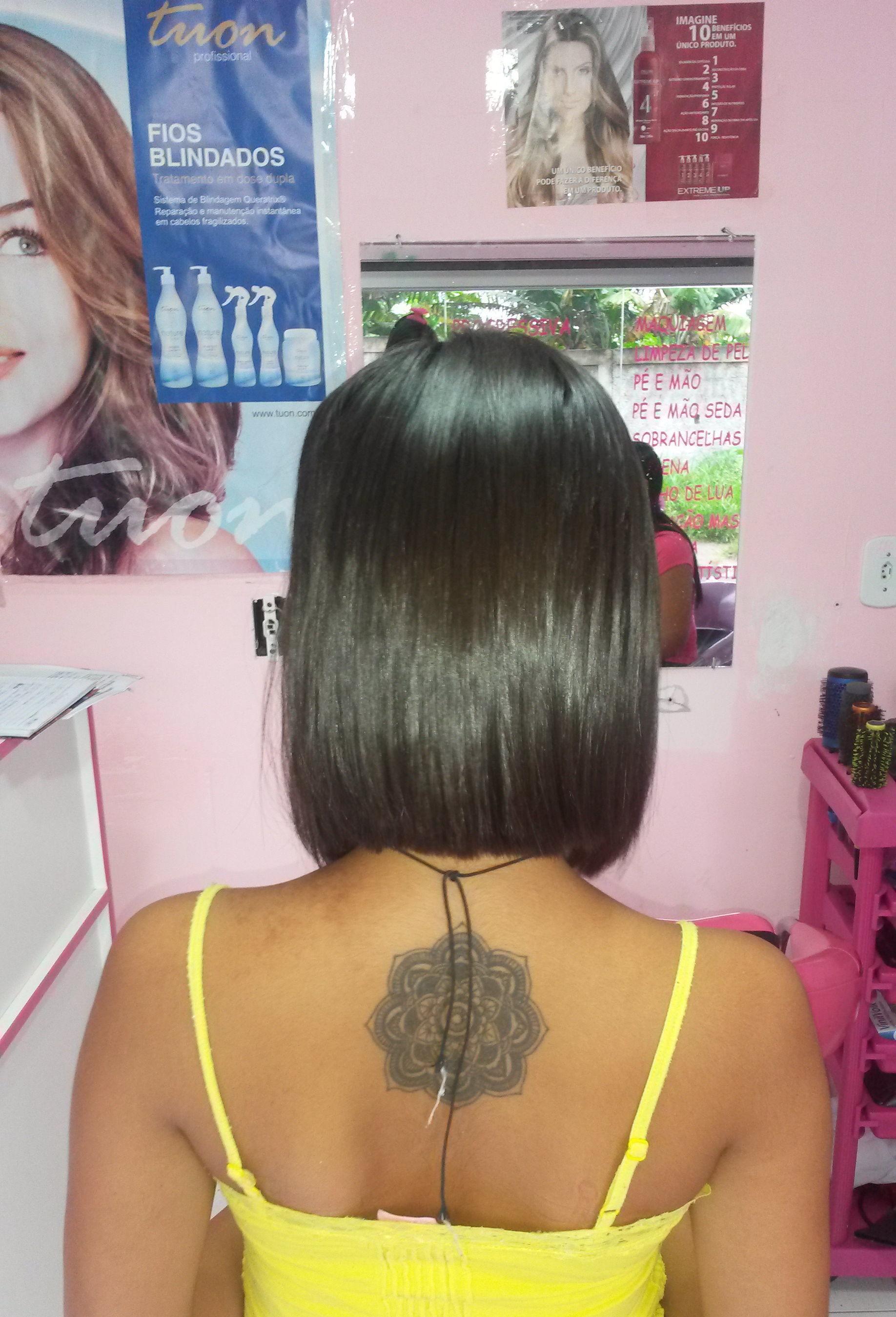 ;) Progressiva e Corte ' cabeleireiro(a)