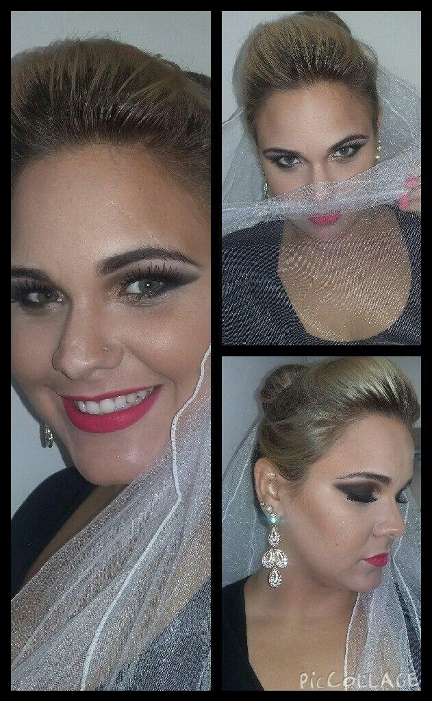 Noiva Ousada designer de sobrancelhas maquiador(a) consultor(a) em imagem