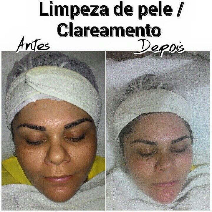 esteticista depilador(a) designer de sobrancelhas