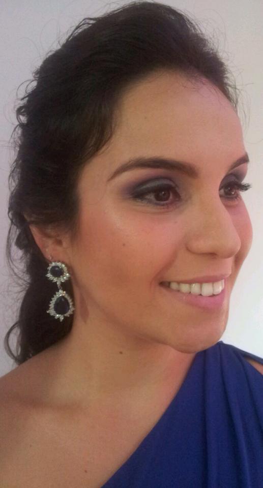 Maquiagem para madrinha de casamento maquiador(a)