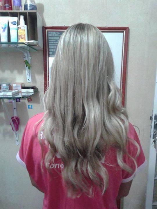 luzes - Jéssica cabeleireiro(a)