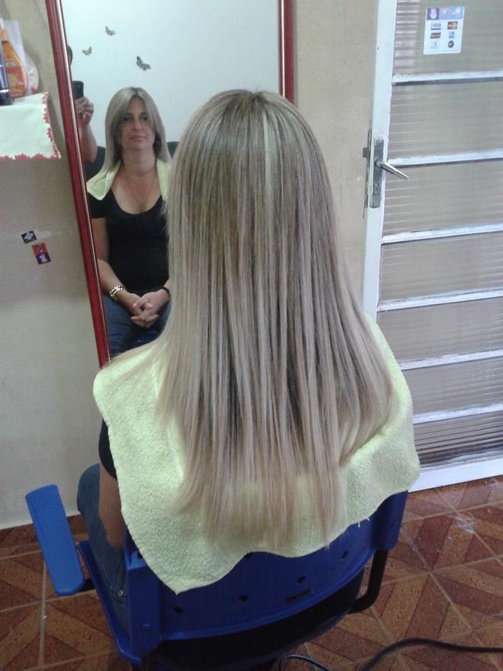 luzes silveli cabeleireiro(a)
