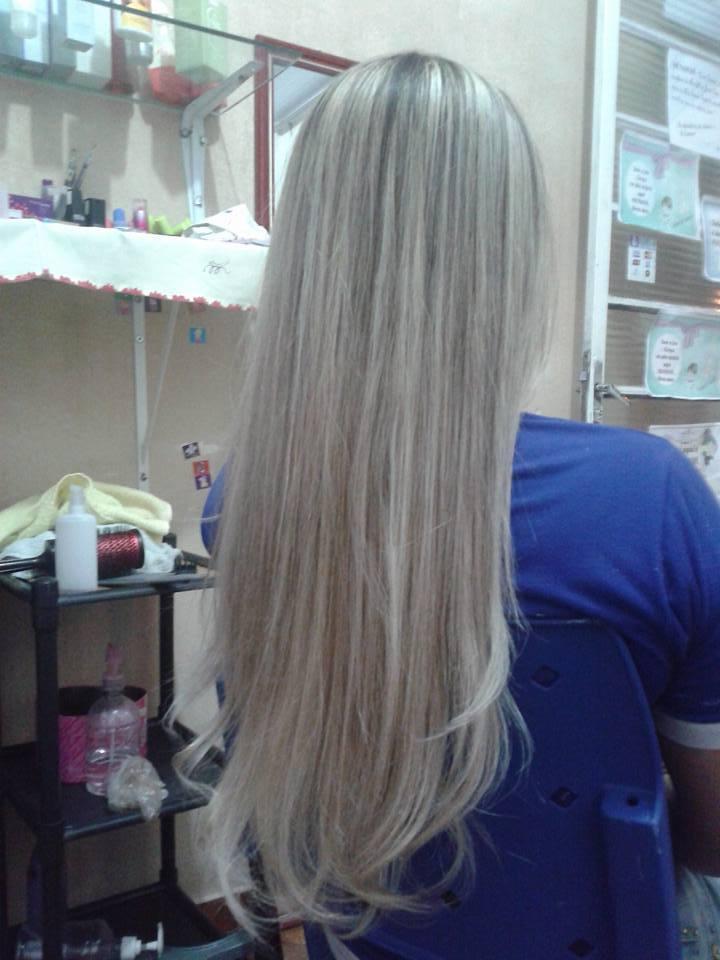 luzes Aline cabeleireiro(a)