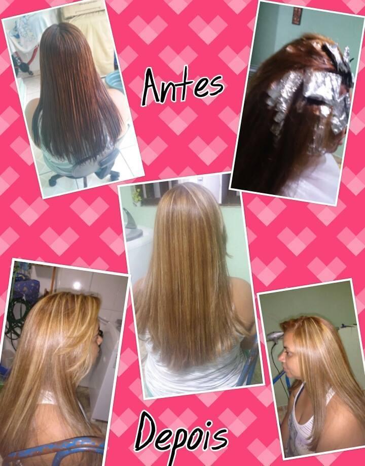 Reflexos auxiliar cabeleireiro(a)