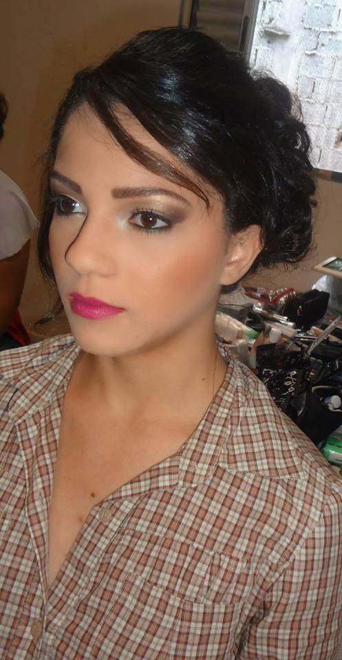 Madrinha Make e Hair maquiador(a)