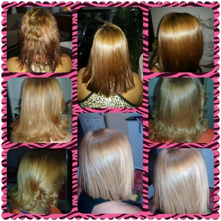 Coloração auxiliar cabeleireiro(a) designer de sobrancelhas