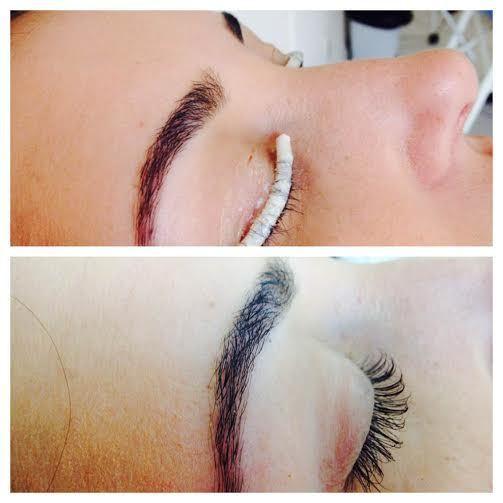 Permanente de cilios Permanente de cilios gerente designer de sobrancelhas depilador(a) auxiliar cabeleireiro(a) manicure e pedicure
