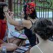 Produção para ensaio fotográfico - Projeto Entre Fridas