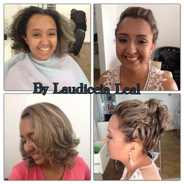 retoque de mechas e produção pra casamento no cartório  cabeleireiro(a) stylist / visagista