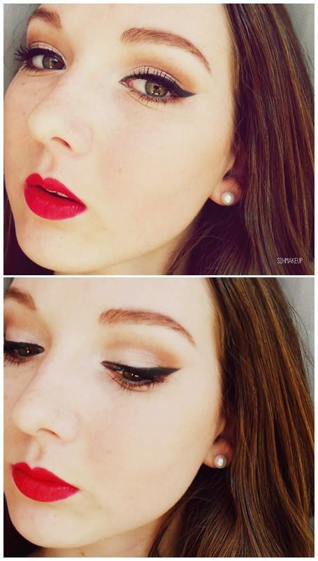 delineado maquiagem  maquiador(a) esteticista