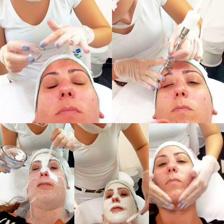 Estética Facial designer de sobrancelhas esteticista