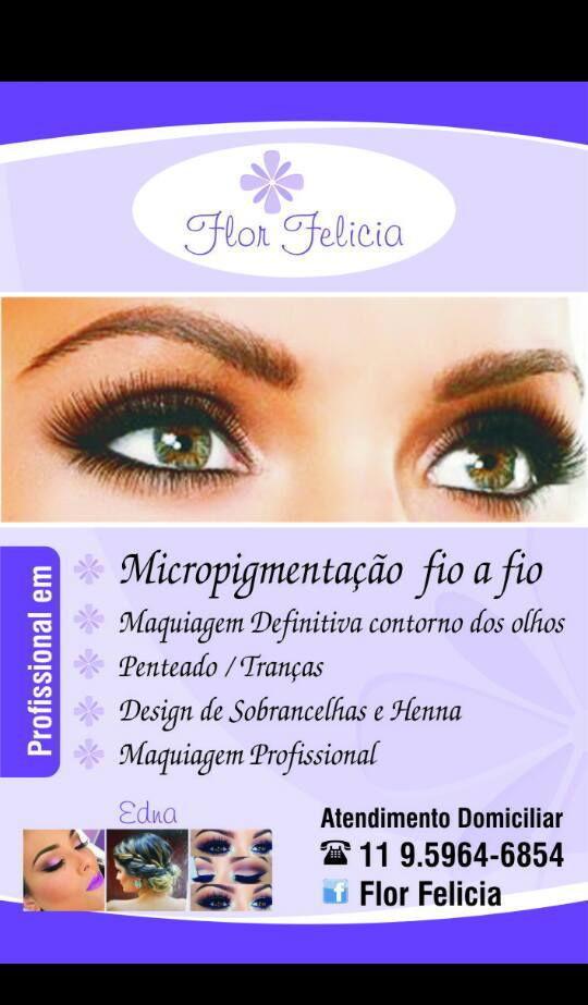 dermopigmentador(a) maquiador(a) designer de sobrancelhas docente / professor(a)