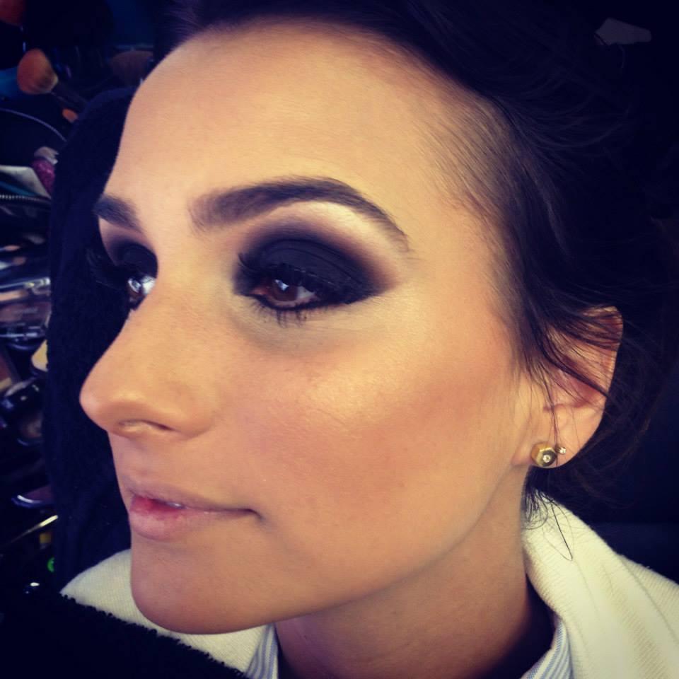 maquiagem, preto, esfumado maquiagem  maquiador(a)