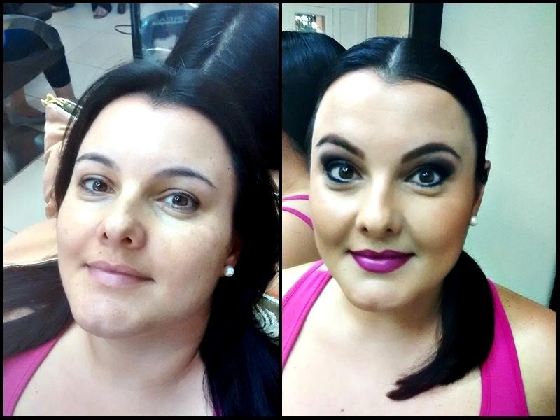MakeUp todo tipo de festa, rosa  cabeleireiro(a) maquiador(a) recepcionista