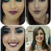 Maquiagens TMMake Azul feita em mim para madrinha! #Amei