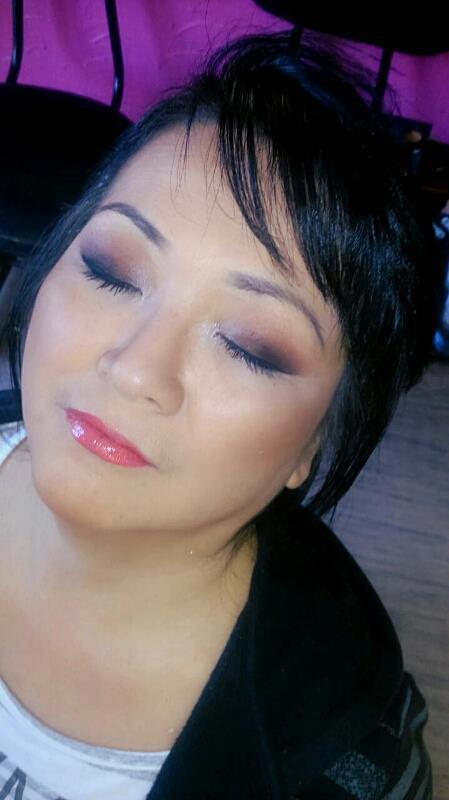 Make Oriental Smokey Eyes, Perfect Skin maquiador(a) auxiliar cabeleireiro(a)
