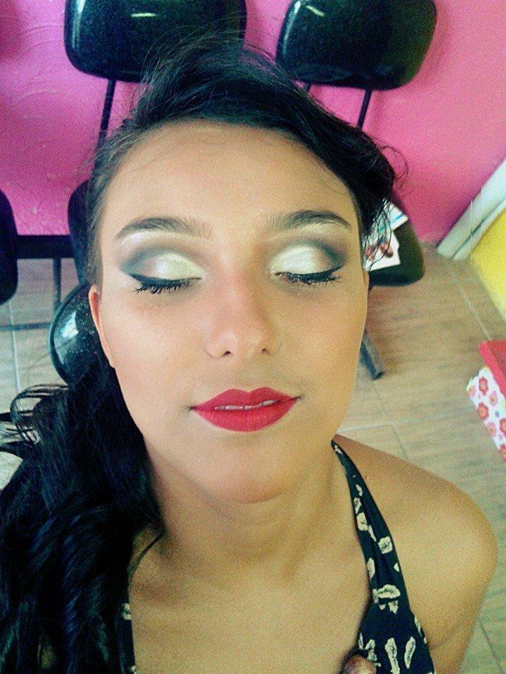 Make Noiva Perfect Sink, Degrade Eyeshadow maquiador(a) auxiliar cabeleireiro(a)