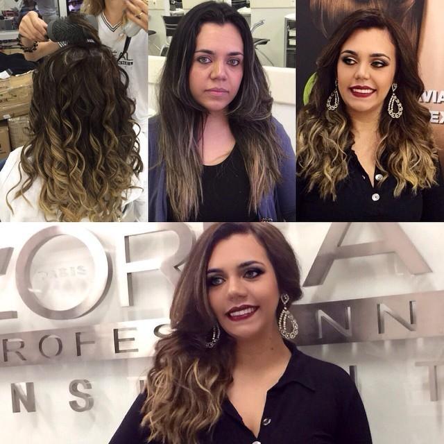 Correção de cor e Maquiagem cabeleireiro(a) maquiador(a) micropigmentador(a)