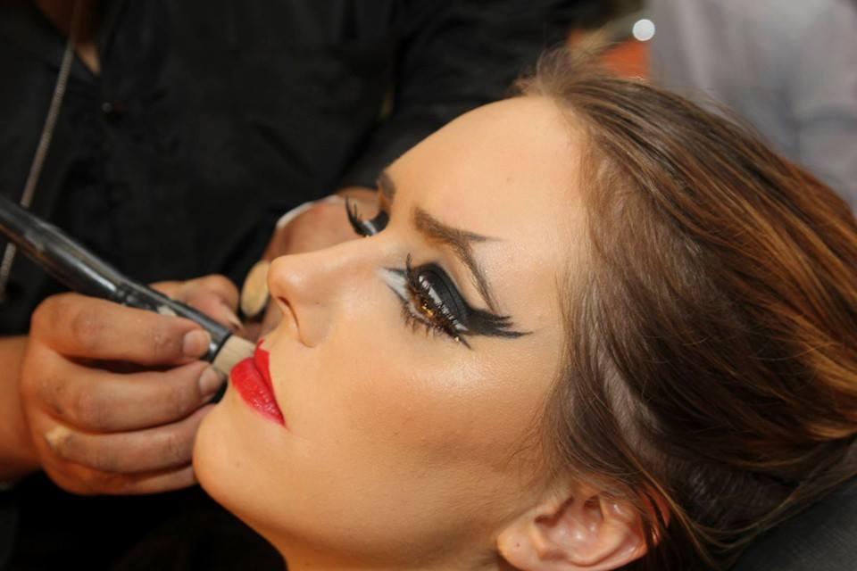 Make Conceitual Portfólio Senac < Perfect Skin, Craição. teatro, artistica maquiagem  maquiador(a) auxiliar cabeleireiro(a)