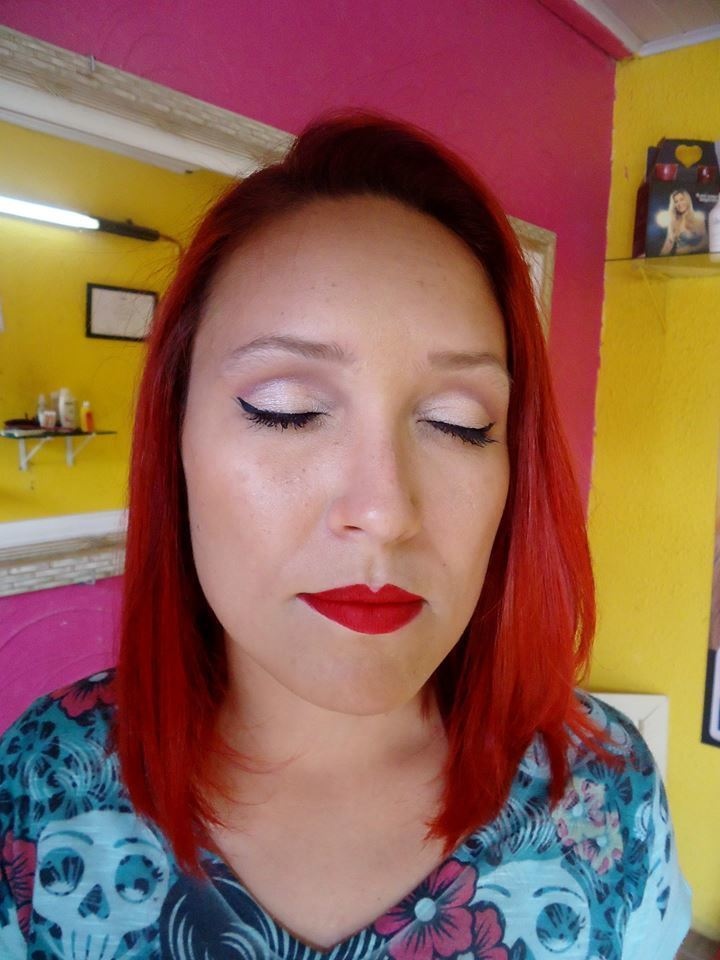 Make Madrinha Perfect Skin, Cut Crease Suave festa, simples, dia cabelo maquiagem  maquiador(a) auxiliar cabeleireiro(a)