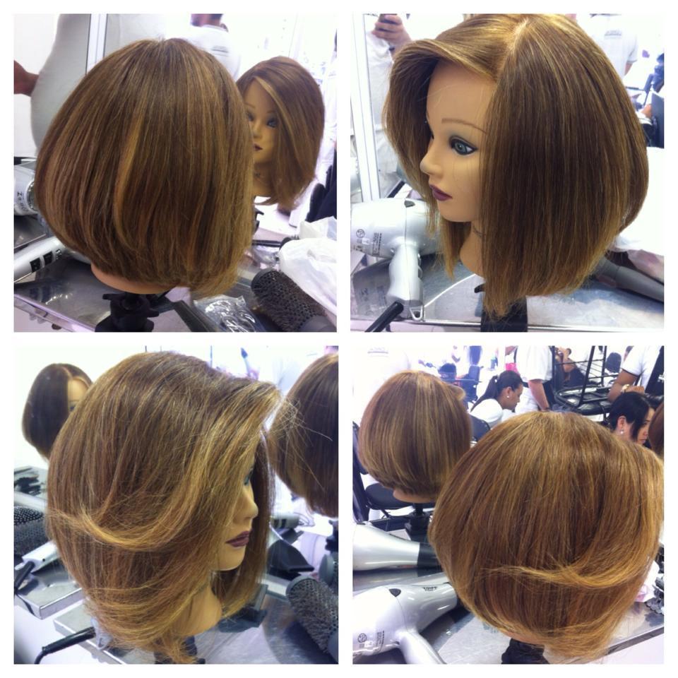 Corte Chanel cabeleireiro(a) maquiador(a) micropigmentador(a)