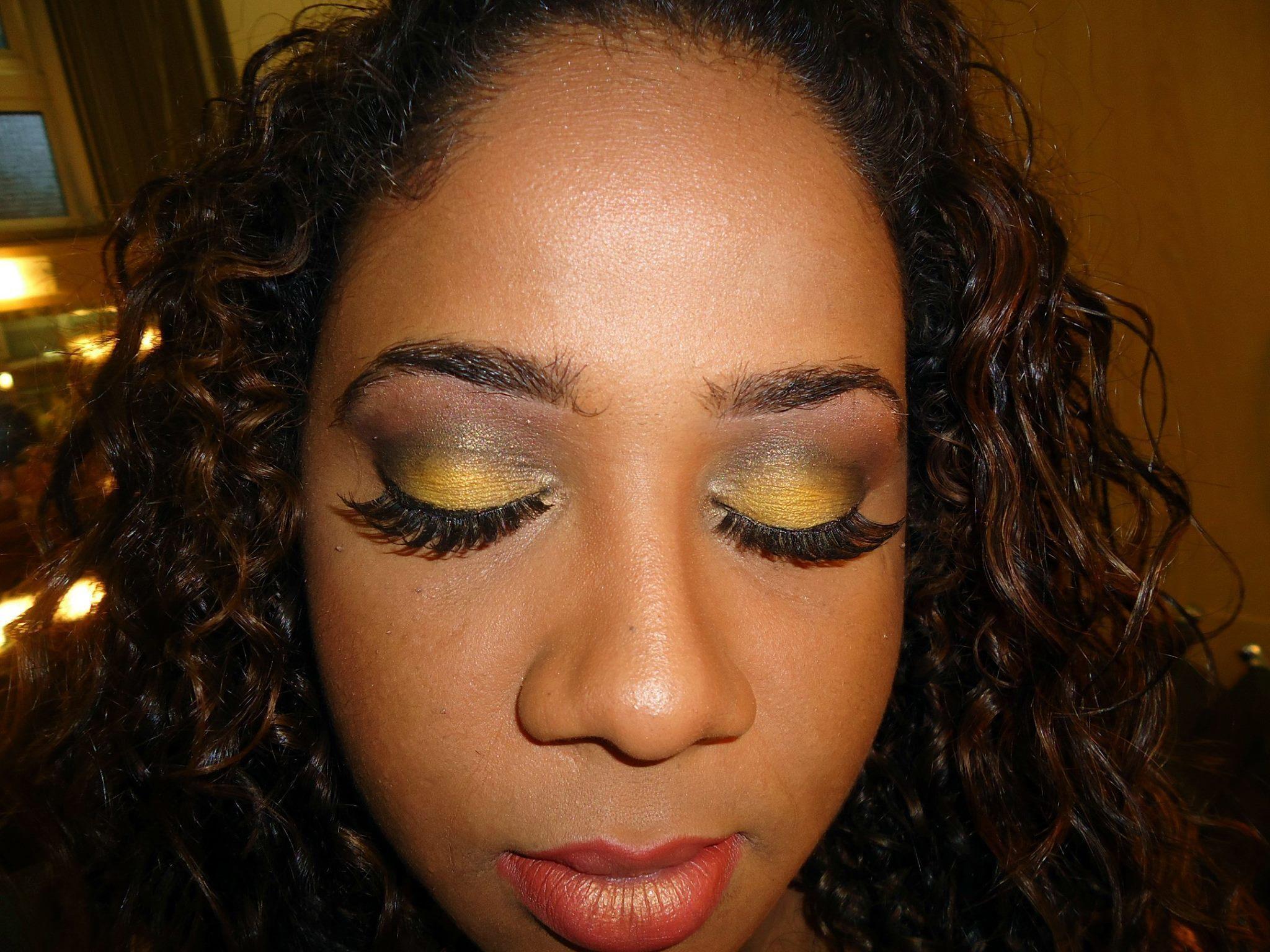 Make Pele Negra Block Colors, Perfect Skin maquiador(a) auxiliar cabeleireiro(a)
