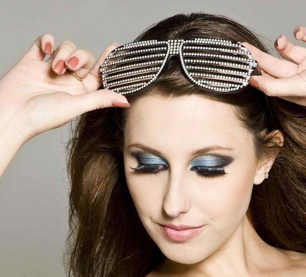 studio esfumado, festa, apresentação maquiagem  maquiador(a)