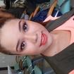 Maquiagem SocialFoi feita uma maquiagem social, mais básica, com tons leves por ser um evento no período da manhã.