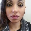 Maquiagem monocomáticaEsta maquiagem foi desenvolvida inspirada nas cores monocromáticas. Foi usado o tom de amarelo nos olhos com um esfumado marrom e na boca um batom nude para realçar mais o olhar.