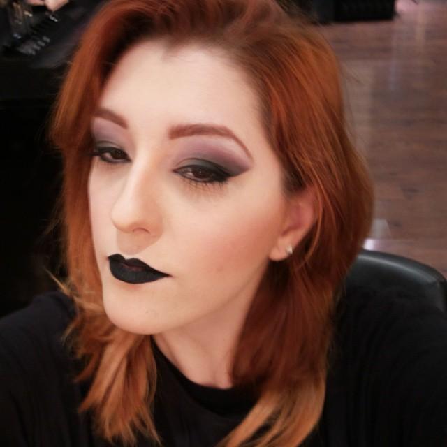 rock cabelo maquiagem  esteticista maquiador(a)