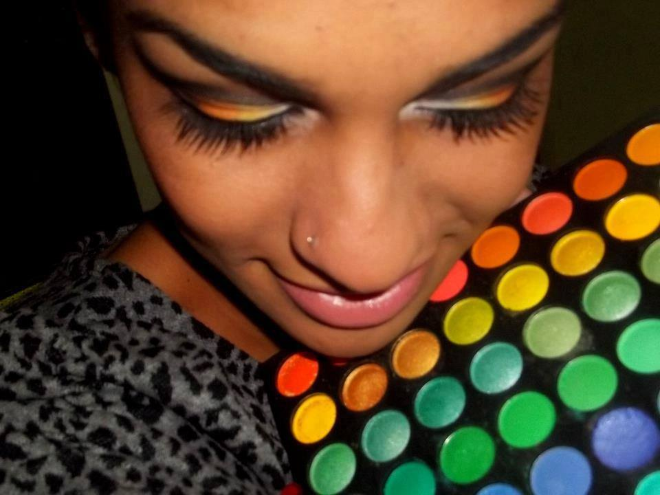 maquiagem é a  minha paixão  maquiador(a)