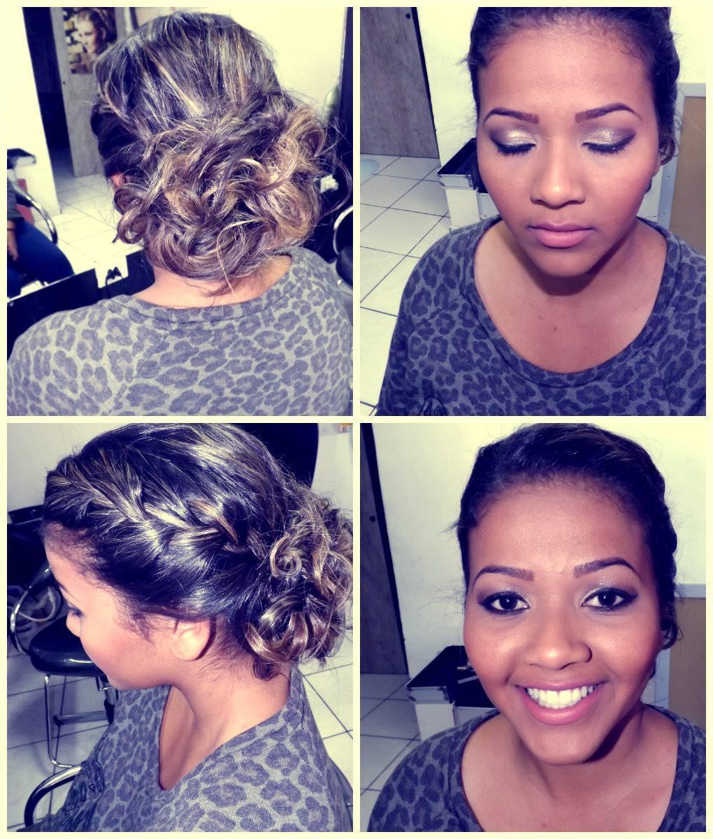 cabelo e maquiagem madrinha maquiador(a)