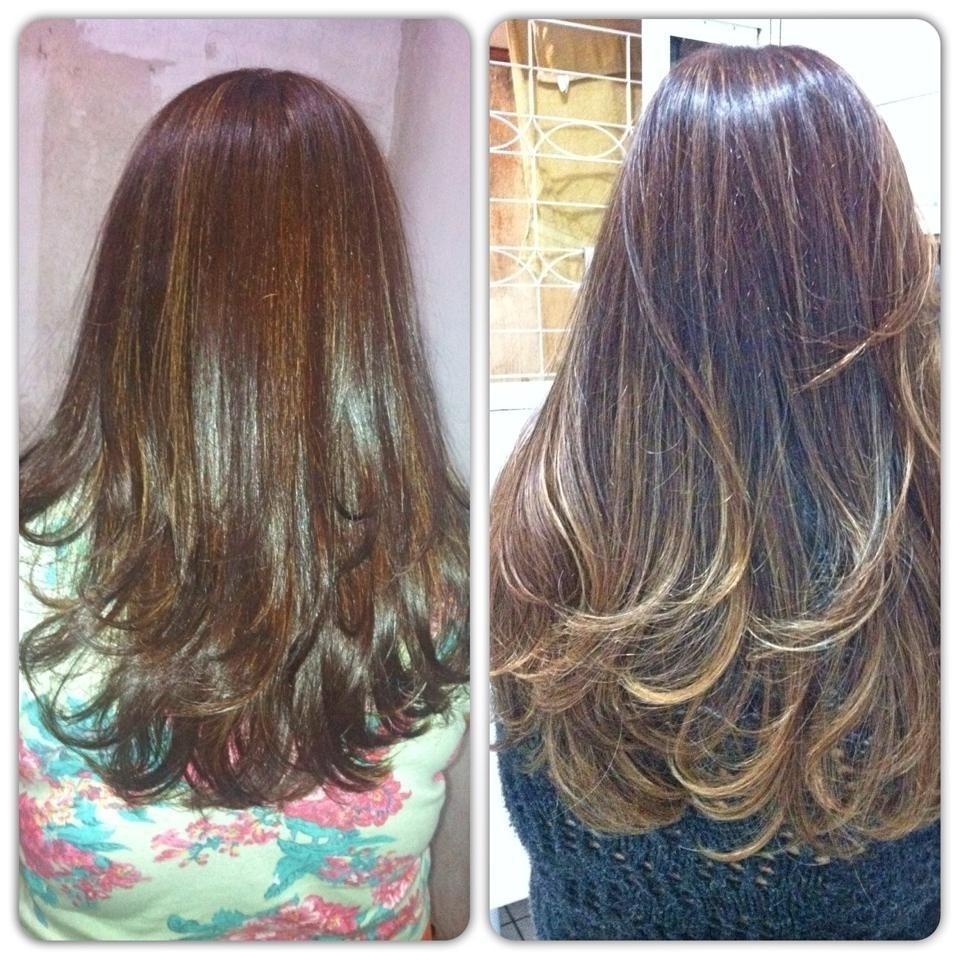 ombre hair stylist / visagista