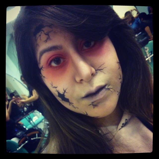 carnaval, festa á fantasia, halloween maquiagem  maquiador(a) assistente maquiador(a) designer de sobrancelhas consultor(a) em negócios de beleza