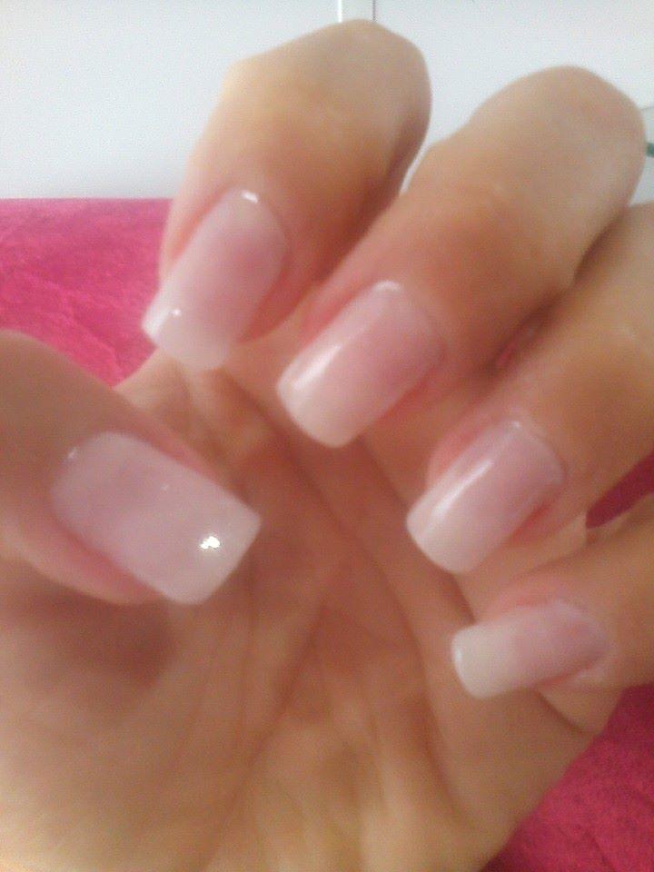 Unhas de gel cabeleireiro(a) manicure e pedicure