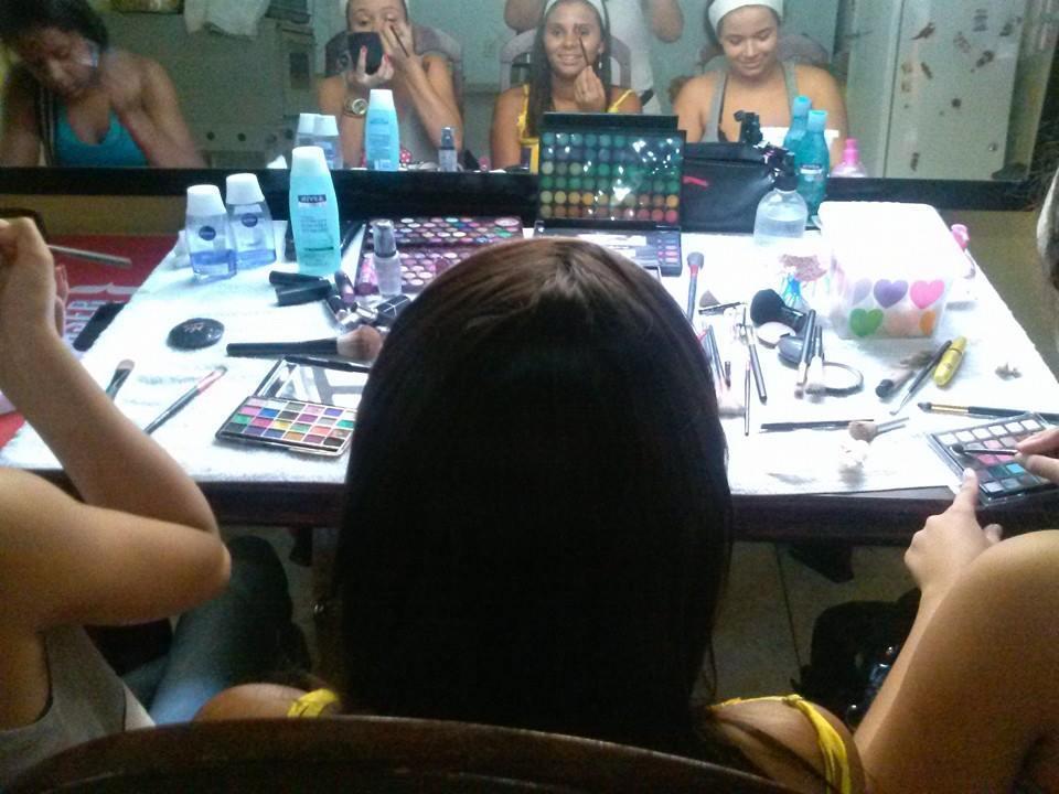 Curso de auto-maquiagem   maquiador(a)