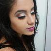 Cut creaseTambém uma das mais belas maquiagens que eu já vi *--*  na minha modelo Carolina, fiz um simples marcado de cut crease com um esfumado bafo... amei #esperoquegostem