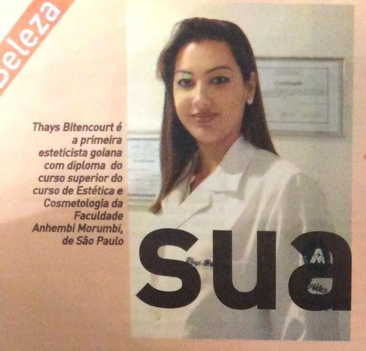 Sobre eu! cosmetólogo(a)