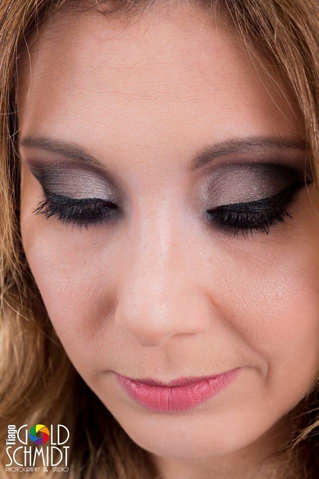 rock, balada, festa, noite, casamento, esfumado maquiagem  maquiador(a)