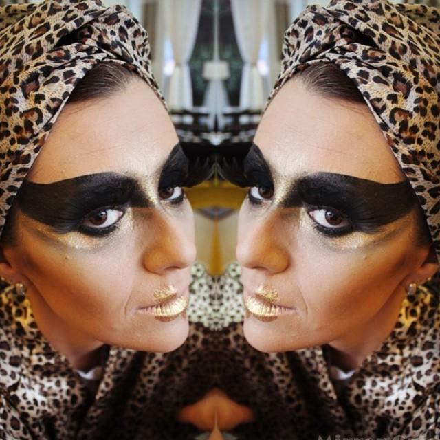 artística, cisne negro maquiagem  maquiador(a)
