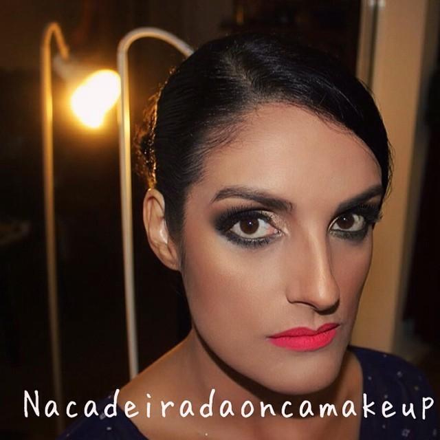 balada, festa, noite, escura maquiagem  maquiador(a)