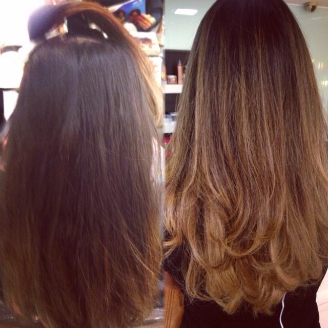Luzes  luzes, degrade, festa, dia-a-dia, casamento cabelo  cabeleireiro(a)