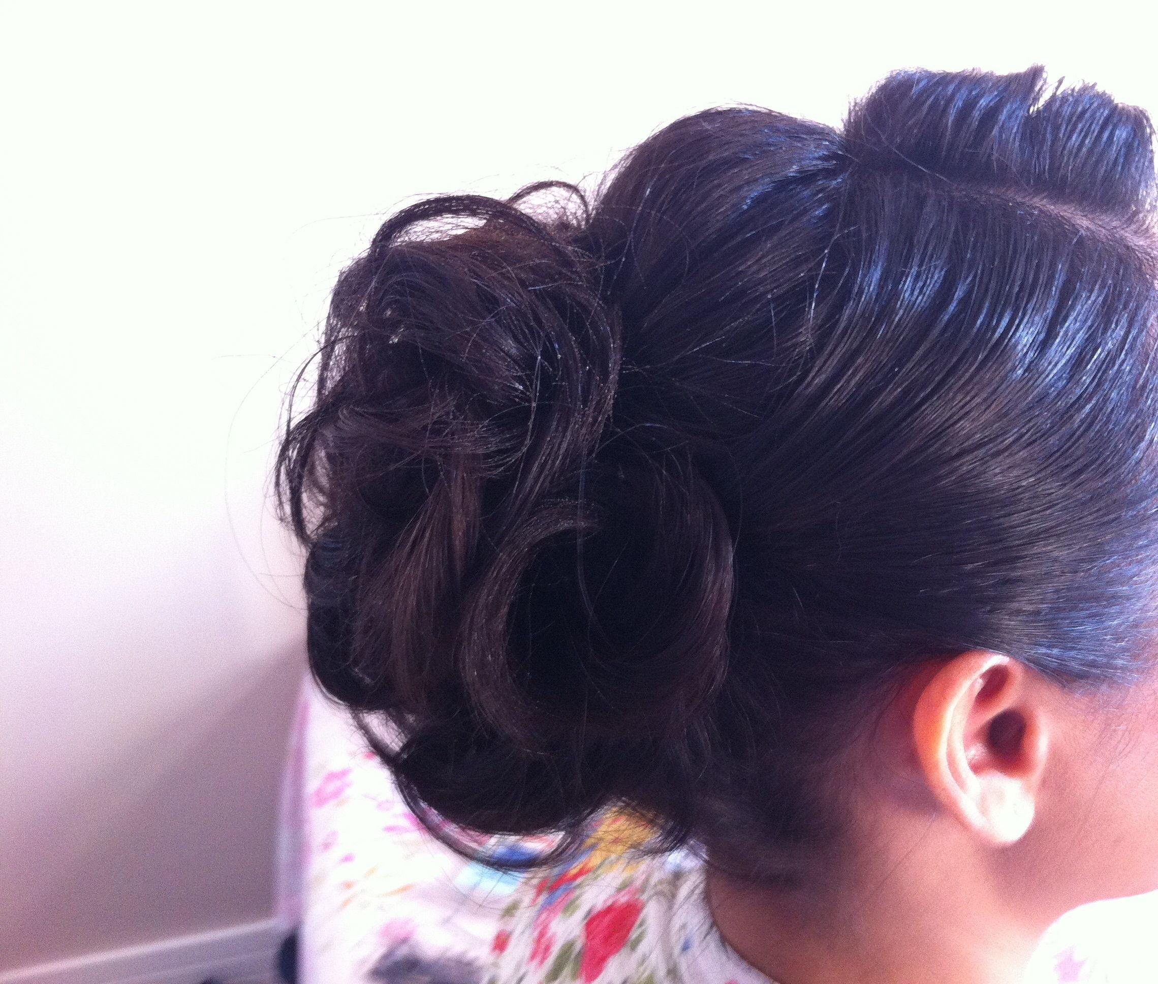 casamento, noiva, madrinha, formatura cabelo  cabeleireiro(a)