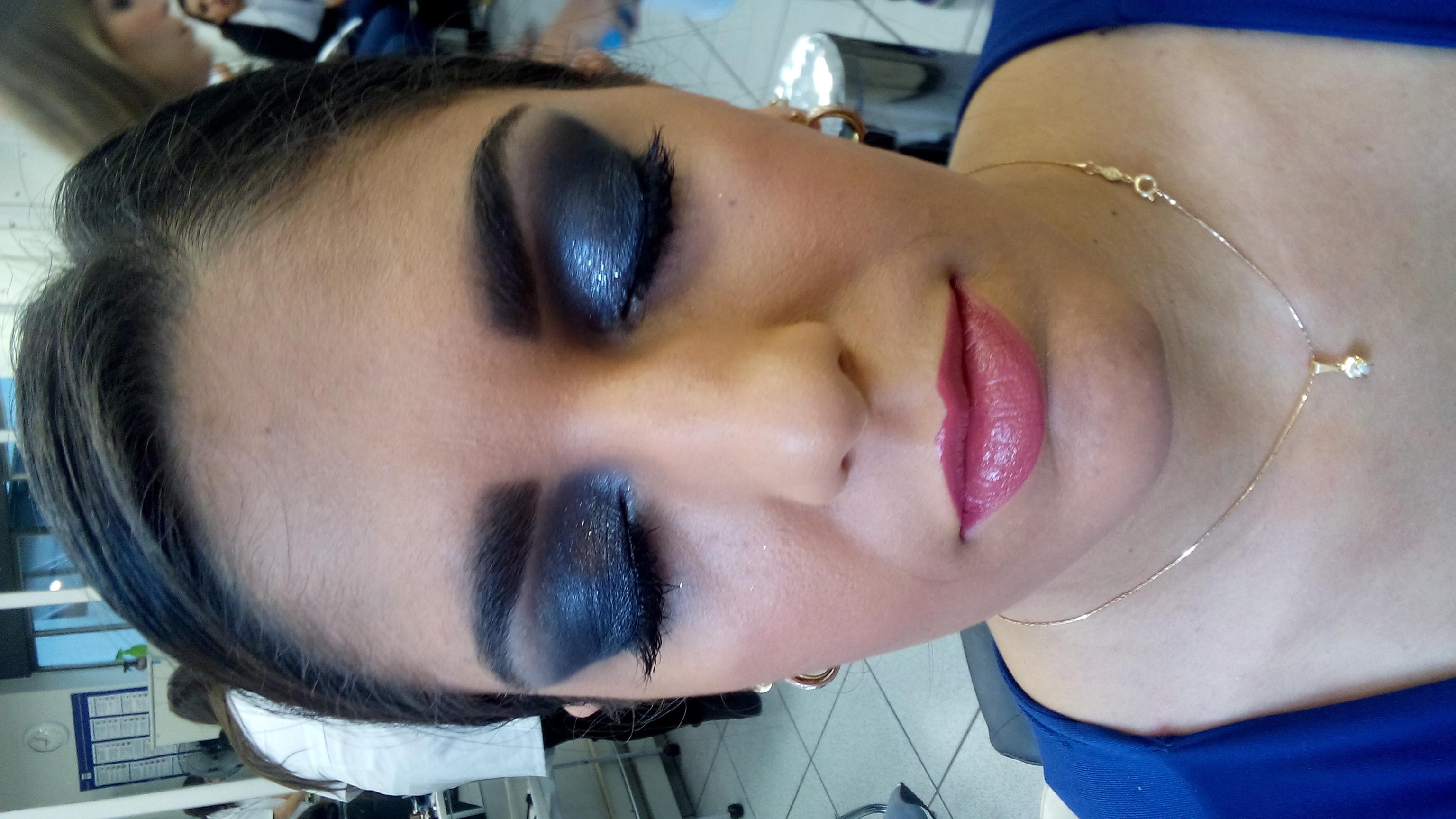 Maquiagem Sofisticada  noite, elegante,, sofisticada, casamento, balada, maquiagem  maquiador(a) produtor(a)