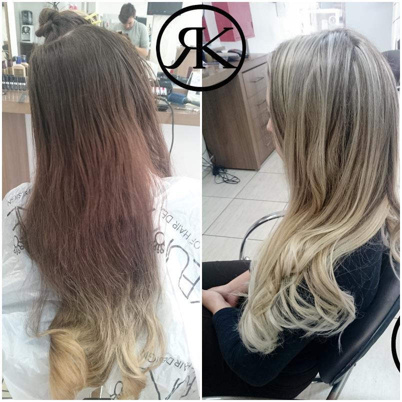 alisamento, coloração, luzes, reconstrução cabelo  cabeleireiro(a) maquiador(a)
