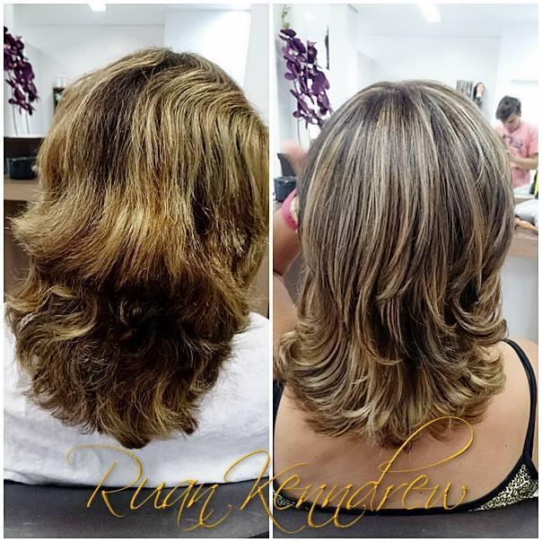 matizado, luzes, reconstrução, escova, dia e noite, dia-a-dia cabelo  cabeleireiro(a) maquiador(a)