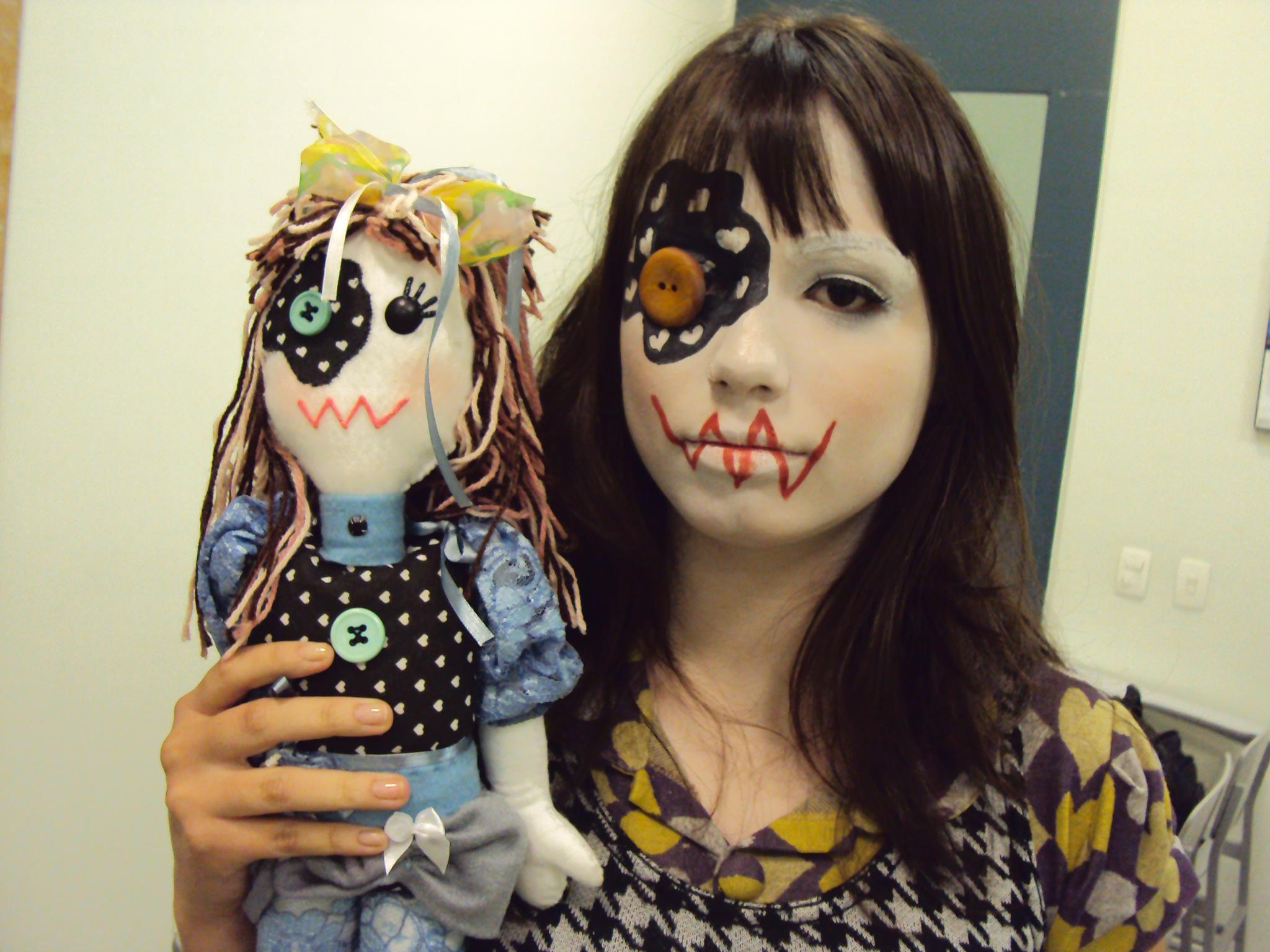 Top Foto: Primeiro trabalho - Boneca Assassina   boneca   CBeauty PG94