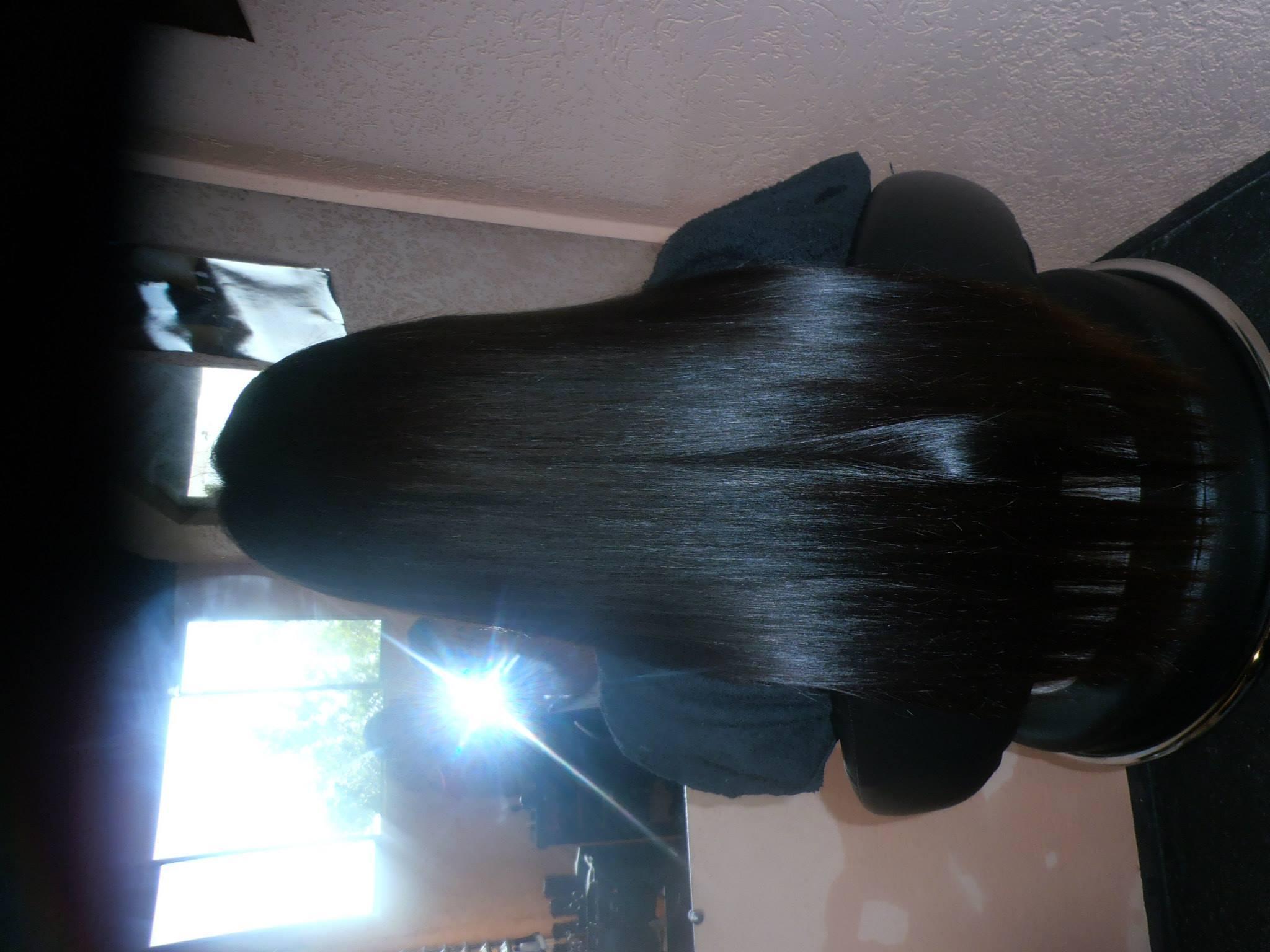 cristalisação cabeleireiro(a)